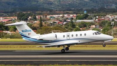 N1400M - Cessna 650 Citation III - Private