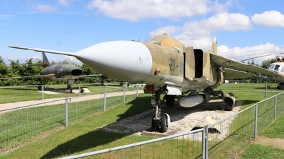 20-01 - Mikoyan-Gurevich MiG-23MF Flogger B - Germany - Air Force