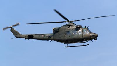 MM81356 - Agusta-Bell AB-412 - Italy - Army