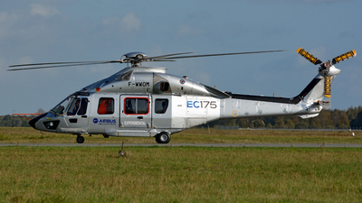 A picture of FWWOM - Airbus Helicopters H225 - Airbus - © Kim Philipp Piskol