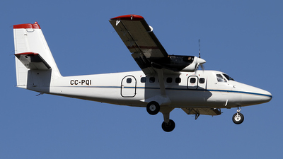 CC-PQI - De Havilland Canada DHC-6-300 Twin Otter - Private