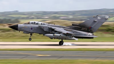 ZD743 - Panavia Tornado GR.4 - United Kingdom - Royal Air Force (RAF)