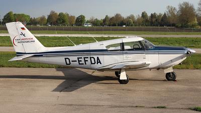 D-EFDA - Piper PA-24-250 Comanche - Private