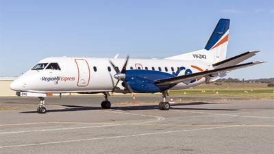 VH-ZXQ - Saab 340B+ - Regional Express (REX)