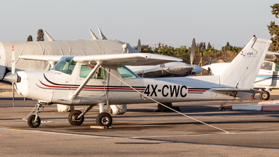4X-CWC - Cessna 152 - FN Aviation