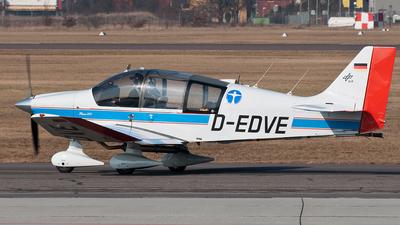 D-EDVE - Robin DR400/200R Remo - Germany - DLR Flugbetriebe