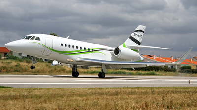 SP-ARG - Dassault Falcon 2000S - Private