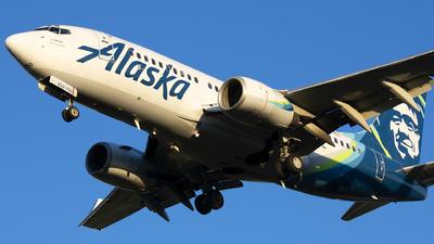 N622AS - Boeing 737-790 - Alaska Airlines
