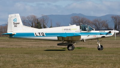 ZK-LTQ - Pacific Aerospace Cresco 08-600 - Super Air