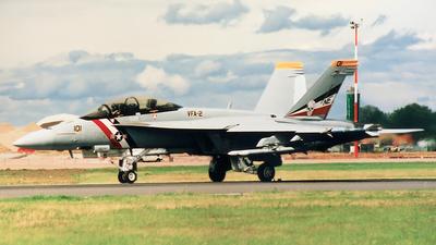 165917 - Boeing F/A-18F Super Hornet - United States - US Navy (USN)
