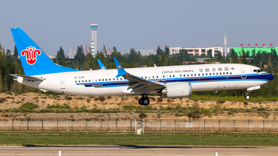B-1238 - Boeing 737-8 MAX - China Southern Airlines