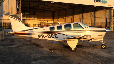 PR-OCC - Beechcraft A36 Bonanza - Private