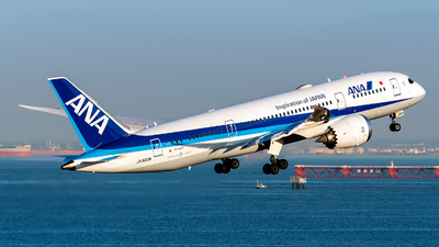 JA803A - Boeing 787-8 Dreamliner - All Nippon Airways (ANA)