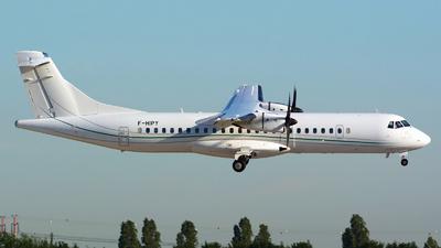 F-HIPY - ATR 72-212A(600) - Regourd Aviation