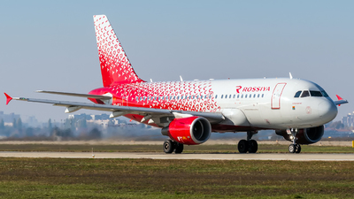 A picture of VQBCO - Airbus A319111 - Rossiya - © Alexander Lebedev