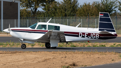 D-EJGB - Mooney M20K-231 - Private