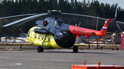 RA-24272 - Mil Mi-8P Hip - UTair Aviation