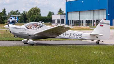D-KSSS - Scheibe SF.25C Falke - Segelfliegerklub Magdeburg