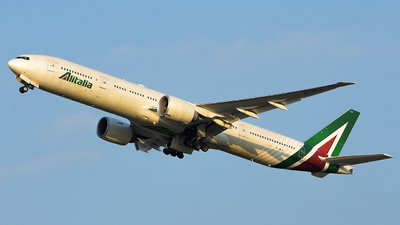 A picture of EIWLA - Boeing 7773Q8(ER) - [35783] - © Cesa