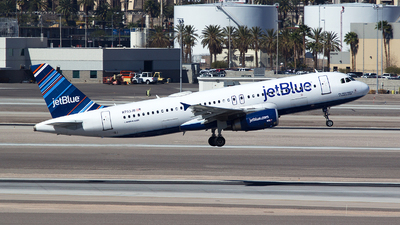 N793JB - Airbus A320-232 - jetBlue Airways