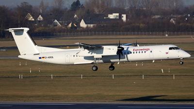 D-ABQL - Bombardier Dash 8-Q402 - Eurowings (LGW Luftfahrtgesellschaft Walter)