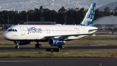 N527JL - Airbus A320-232 - JetBlue Airways - Flightradar24