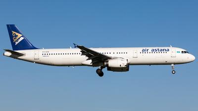 P4-OAS - Airbus A321-231 - Air Astana
