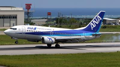 JA300K - Boeing 737-54K - ANA Wings