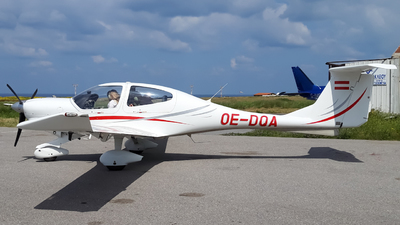 OE-DQA - Diamond DA-40D Diamond Star - Cretan Eagle Aviation