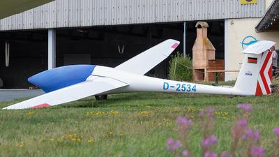D-2534 - Grob Astir CS - Segelflugzentrum Ottengrüner Heide