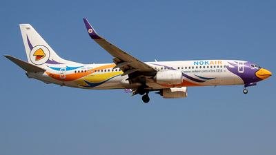 A picture of HSDBY - Boeing 73788L - Nok Air - © Yudhistira Adityawardhana