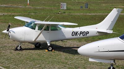 A picture of OKPOP - Cessna F182Q Skylane - [F18200125] - © Günter Reichwein