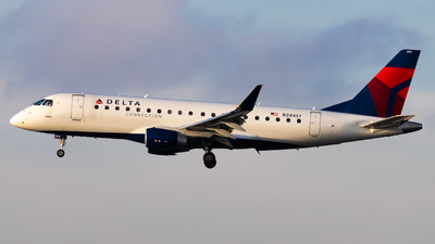 N244SY - Embraer 170-200LR - Delta Connection (SkyWest Airlines)