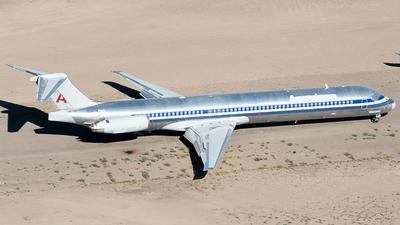 N9617R - McDonnell Douglas MD-83 - Untitled