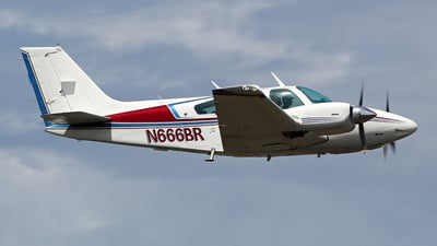 N666BR - Beechcraft 95-B55 Baron - Private