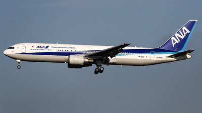 JA613A - Boeing 767-381(ER) - All Nippon Airways (ANA)