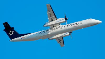 OE-LGQ - Bombardier Dash 8-Q402 - Austrian Airlines