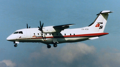 LN-ASK - Dornier Do-328-100 - Air Stord