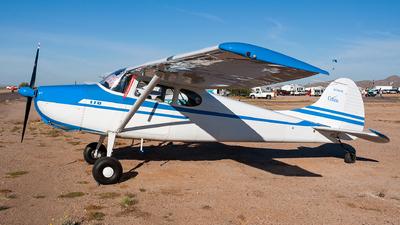 N1341D - Cessna 170A - Private