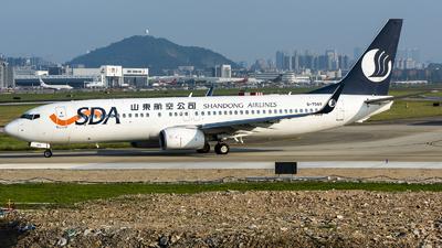 B-7569 - Boeing 737-85N - Shandong Airlines