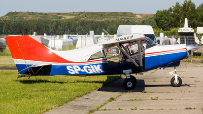 SP-GIK - Maule MT-7-235 Super Rocket - Private