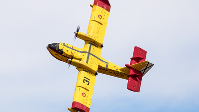 UD.14-01 - Canadair CL-415 - Spain - Air Force