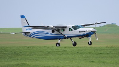 N105VE - Cessna 208B Grand Caravan - Private