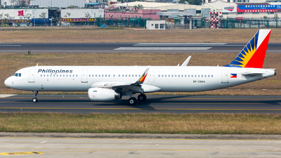 RP-C9914 - Airbus A321-231 - Philippine Airlines
