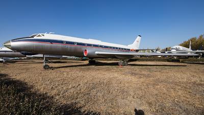 50256 - Tupolev Tu-124V - China - Air Force