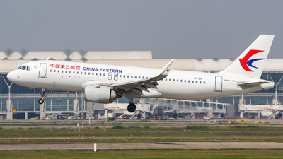 B-1211 - Airbus A320-251N - China Eastern Airlines