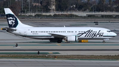 N760AS - Boeing 737-490 - Alaska Airlines