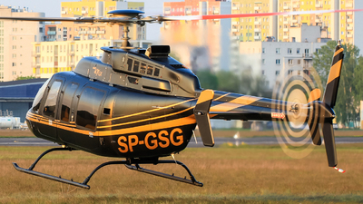 SP-GSG - Bell 407GX - Private