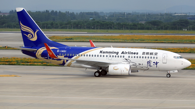 B-1461 - Boeing 737-7LY - Kunming Airlines