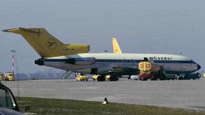 D-ABIP - Boeing 727-30 - Condor